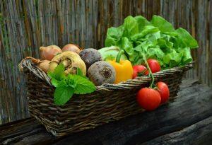 vihannekset ovat terveellisen ruokavalion avaintekjiä.