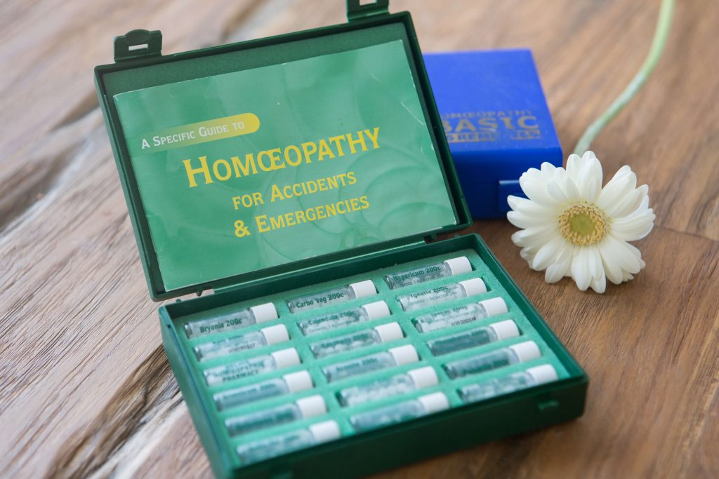 Homeopaattisia vaihtoehtoja